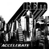 Album art Accelerate